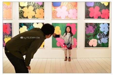 ไดอะรี่ Golden Week 2014 ตอนที่ 3 – Andy Warhol : 15 MinutesEternal