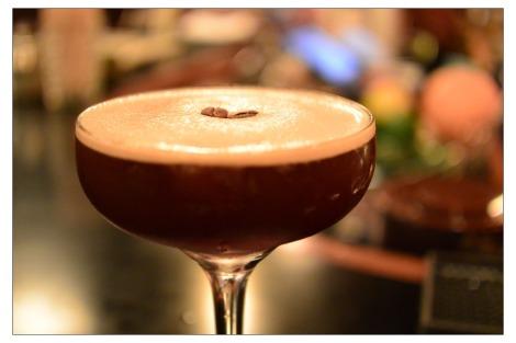 espresso martini กับคืนวันเสาร์ที่เฝ้ารอ